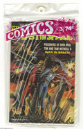 Bronze Age (1970-1979):Miscellaneous, Whitman Bronze Age 3-Pack (Whitman, circa 1976) Condition: AverageNM. This unopened 3-Pack includes Space Family Robinson... (Total:3 Comic Books Item)