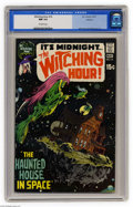 Bronze Age (1970-1979):Horror, Witching Hour #14 Oakland pedigree (DC, 1971) CGC NM 9.4 Off-whitepages. Neal Adams cover. Al Williamson and Jeff Jones art...