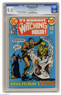 Bronze Age (1970-1979):Horror, Witching Hour #26 (DC, 1972) CGC NM- 9.2 Off-white to white pages.Nick Cardy cover. Overstreet 2004 NM- 9.2 value = $16. CG...