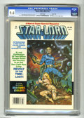 Magazines:Science-Fiction, Marvel Comics Super Special #10 (Marvel, 1979) CGC NM 9.4 Whitepages. Star-Lord. Earl Norem and Peter Ledger cover. Gene Co...