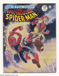 Magazines:Superhero, Spectacular Spider-Man #2 (Marvel, 1968) Condition: VF. Here's acopy of the short lived magazine-sized, full color (for thi...