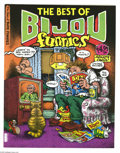 Bronze Age (1970-1979):Alternative/Underground, The Best of Bijou Funnies First Printing Cover Proof (Bijou Publishing, 1975) Condition: VF+. Cover proof for the first prin...