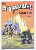 Bronze Age (1970-1979):Alternative/Underground, Miscellaneous Underground Comics Group (Various, 1971-1972). This group includes Air Pirates Funnies #2 (FN); and Funn... (Total: 2 Comic Books Item)