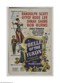 Movie Posters:Musical, Belle of the Yukon (RKO, 1944)...