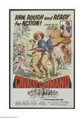 Movie Posters:Adventure, Cavalry Command (Parade Releasing, 1963)...