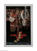 Movie Posters:Western, For a Few Dollars More (United Artists, R-1980)...