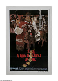 For a Few Dollars More (United Artists, R-1980)
