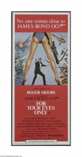 Movie Posters:Action, For Your Eyes Only (United Artists, 1981)...