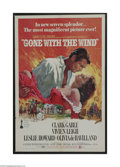 Movie Posters:Academy Award Winner, Gone With the Wind (MGM, R-1974)...