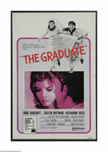 Movie Posters:Comedy, The Graduate (United Artists, R-1974)...