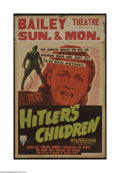 Movie Posters:War, Hitler's Children (RKO, 1943)...