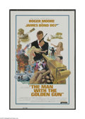 Movie Posters:Action, The Man With the Golden Gun (United Artists, 1974)...
