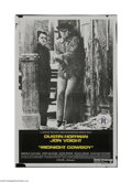 Movie Posters:Academy Award Winner, Midnight Cowboy (United Artists, 1969)...