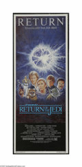 Movie Posters:Science Fiction, Return of the Jedi (20th Century Fox, R-1985)...