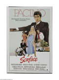 Movie Posters:Crime, Scarface (Universal, 1983)...