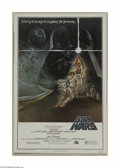 Movie Posters:Science Fiction, Star Wars (20th Century Fox, 1976)...