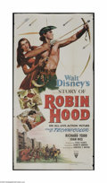 Movie Posters:Adventure, The Story of Robin Hood (RKO, 1952)...