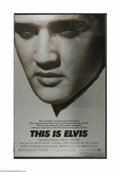 Movie Posters:Documentary, This Is Elvis (Warner Brothers, 1981)...