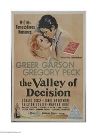 The Valley of Decision (MGM, 1945)