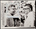 Football Collectibles:Photos, 1967 Vince Lombardi Super Bowl I Vintage Photograph....