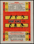 Baseball Cards:Unopened Packs/Display Boxes, 1933 Goudey Sport Kings Paper Wrapper. ...