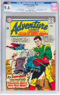 Silver Age (1956-1969):Superhero, Adventure Comics #341 (DC, 1966) CGC NM+ 9.6 Off-white to white pages....