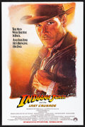 """Movie Posters:Action, Indiana Jones and the Last Crusade (Paramount, 1989) Rolled, VeryFine. One Sheet (27"""" X 40.5"""") SS, Advance. Drew Struzan Ar..."""