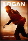 """Movie Posters:Action, Logan (20th Century Fox, 2017) Rolled, Very Fine/Near Mint. International One Sheet (27"""" X 40"""") DS, Teaser, Style B. Action...."""