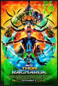 """Movie Posters:Action, Thor: Ragnarok (Walt Disney Studios, 2017) Rolled, Very Fine. One Sheet (27"""" X 40"""") DS, Advance. Action...."""