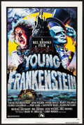 """Movie Posters:Comedy, Young Frankenstein (20th Century Fox, 1974) Folded, Very Fine+. One Sheet (27"""" X 41"""") Style B. John Alvin Artwork. Comedy...."""