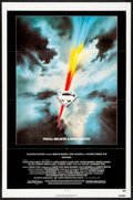 "Movie Posters:Action, Superman the Movie (Warner Brothers, 1978) Folded, Very Fine+. OneSheet (27"" X 41""). Bob Peak Artwork. Action...."