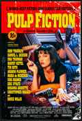 """Movie Posters:Crime, Pulp Fiction (Miramax, 1994) Rolled, Very Fine/Near Mint. One Sheet (27"""" X 40"""") SS. Crime...."""