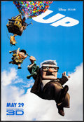 """Movie Posters:Animation, Up (Walt Disney Studios, 2009) Rolled, Very Fine+. Subway (48"""" X 70"""") DS, Advance, 3-D Style. Animation...."""