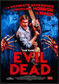 "Movie Posters:Horror, The Evil Dead (Grindhouse Releasing, R-2009) Rolled, Very Fine+. One Sheet (27"" X 39"") SS. Photo by Mike Ditz. Horror...."