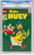 Silver Age (1956-1969):Cartoon Character, Baby Huey, the Baby Giant #1 (Harvey, 1956) CGC VF+ 8.5 Cream to off-white pages....
