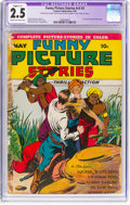 Golden Age (1938-1955):Miscellaneous, Funny Picture Stories V3#3 (Centaur Publications, 1939) CGC Apparent GD+ 2.5 Slight (C-1) Cream to off-white pages....