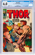 Silver Age (1956-1969):Superhero, Thor #126 (Marvel, 1966) CGC FN 6.0 Off-white pages....