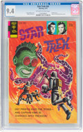 Bronze Age (1970-1979):Science Fiction, Star Trek #24 (Gold Key, 1974) CGC NM 9.4 Off-white to white pages....