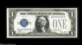 Error Notes:Inverted Reverses, Fr. 1601 $1 1928A Inverted Reverse Silver Certificate. ChoiceNew....
