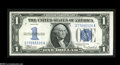 Error Notes:Inverted Reverses, Fr. 1606 $1 1934 Inverted Reverse Silver Certificate. ChoiceNew....