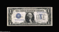 Error Notes:Inverted Third Printings, Fr. 1606 $1 1934 Silver Certificate Fine-Very Fine....