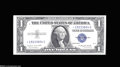 Error Notes:Inverted Third Printings, Fr. 1617* $1 1935G Silver Certificate. Gem Crisp Uncirculated....