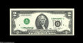 Error Notes:Inverted Third Printings, Fr. 1935-D $2 1976 Federal Reserve Note. Gem New....