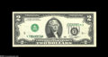 Error Notes:Inverted Third Printings, Fr. 1935-E $2 1976 Federal Reserve Note. Extremely Fine....