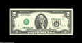 Error Notes:Inverted Third Printings, Fr. 1935-G $2 1976 Federal Reserve Note. About New....