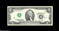 Error Notes:Inverted Third Printings, Fr. 1935-J $2 1976 Federal Reserve Note. Very Choice New....