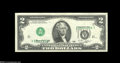 Error Notes:Inverted Third Printings, Fr. 1935-L $2 1976 Federal Reserve Note. Extremely Fine....