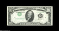 Error Notes:Inverted Third Printings, Fr. 2011-B $10 1950A Federal Reserve Note. Gem New....