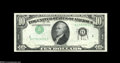Error Notes:Inverted Third Printings, Fr. 2011-G $10 1950A Federal Reserve Note. Choice New....