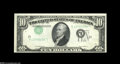 Error Notes:Inverted Third Printings, Fr. 2011-L $10 1950A Federal Reserve Note. About New....
